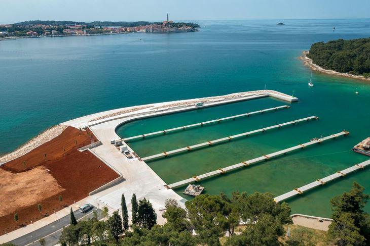 Jedna od najvećih investicija u pomorsku infrastrukturu Rovinja
