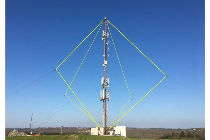 Nova uloga stare antene