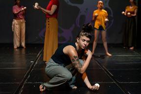 Žongliranje u suvremenom cirkusu (Foto: Čarobnjakov šešir)