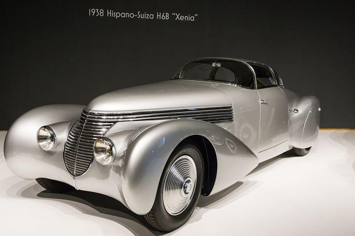 Hispano Suiza (Foto: Pixabay)