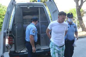 Uhićeni muškarac iz Poreča