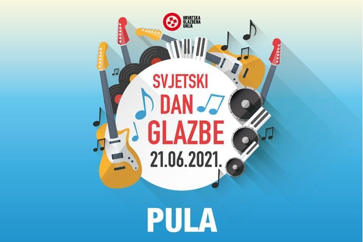 Svjetski dan glazbe u Puli