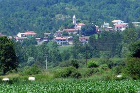 Panorama Cerovlja (Snimio Anđelo DAGOSTIN/Arhiva)
