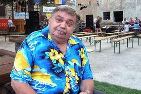 Sva jazz zbivanja u Grožnjanu su hommage Bošku Petroviću, jednom od pokretača festivala (Snimila Adriana Tošić)