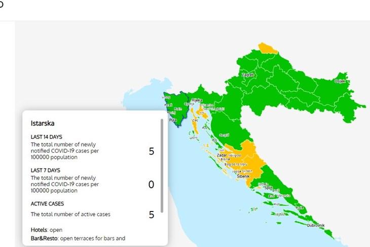 (Foto: croatiacovid19.info screenshot)