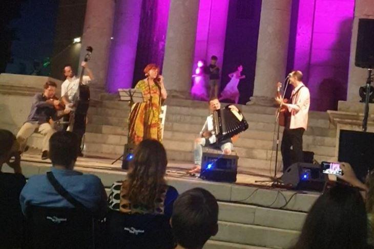 Zagreb Balkan Jazz Band i Slava Obranović