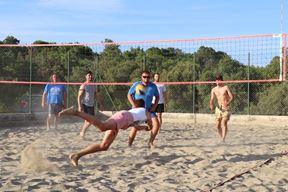 Odbojka na pijesku na Martulini