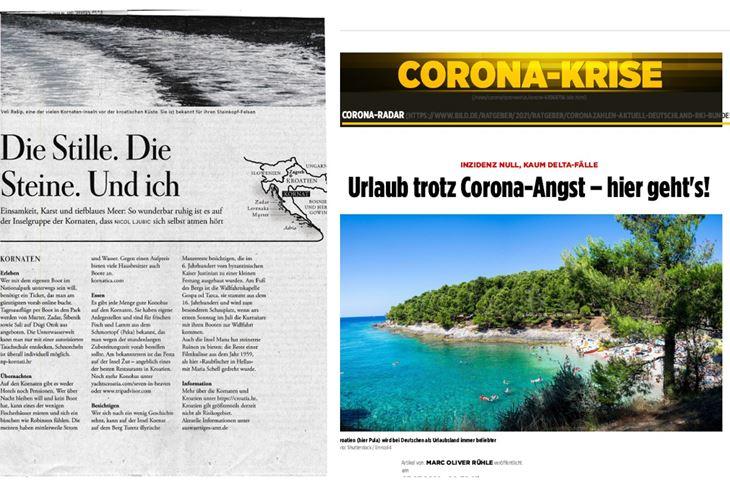 Članak o Hrvatskoj u Die Zeitu/Hrvatsku hvale i na portalu Bild
