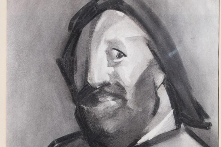 Autoportret Mate Čvrljka