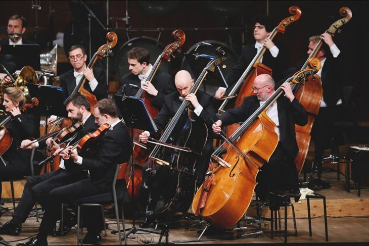 Zagrebačka filharmonija (Snimio Matej Grgić)