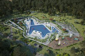 Paleo park u kampu Mon Perin
