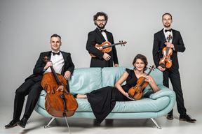 Auner Quartet - Daniel Auner, violina, Barbara Auner, violina, Nikita Gerkusov, viola i Konstantin Zelenin, violončelo