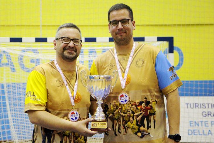 Bruno Maros i Ivan Sever (Snimio Mijat Gavran)