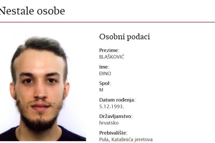 Nestali Đino Blašković