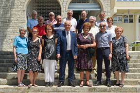 Bujski maturanti obilježili su 55. godišnjicu mature
