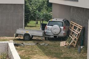 Teška prometna nesreća kod Labina