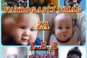 Umaški vatrogasci pokrenuli su humanitarnu inicijativu za Lea