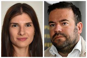 Monica Derocchi i Filip Zoričić