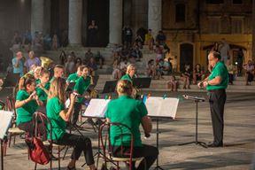 Puhački orkestar grada Pule