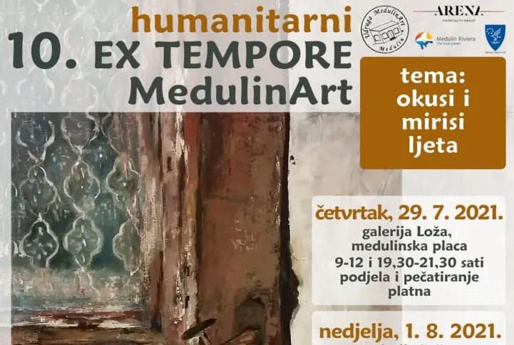 Ex Tempore MedulinArt