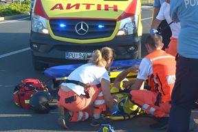 Tijekom ljeta dnevno ima više od 250 intervencija hitne pomoći, na terenu i u ambulanti (Arhiva)