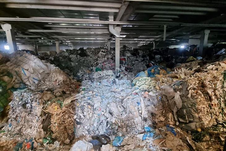 Tone otpada tvrtke Natural Recycling Company