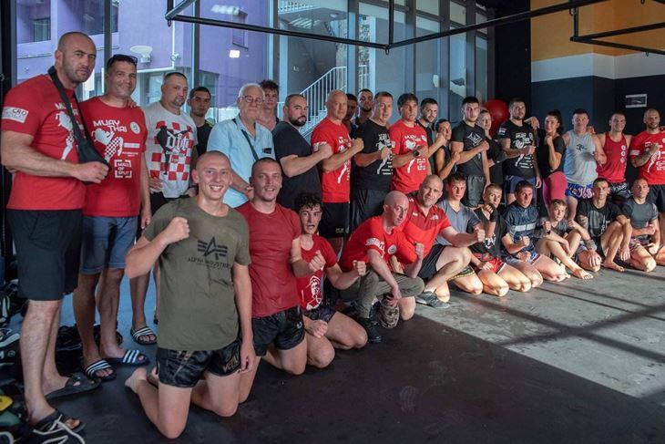 PULA - ljetni kamp tajlandskog boksa