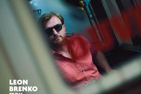 """Leon Brenko, """"From now on"""", naslovnica albuma prvijenca"""