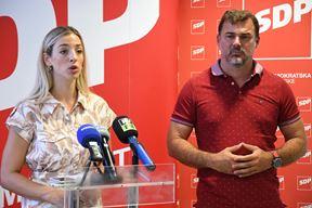 Sanja Radolović i Danijel Ferić (snimio M. MIJOŠEK)