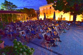 Na terasi pulskog Circola filmovi se gledaju u posebnoj atmosferi