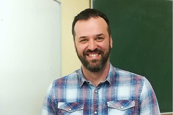 Nikola Vujačić novi je ravnatelj pulske Gimnazije