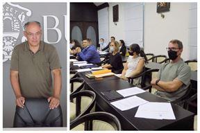 Damir Kajin i sjednica buzetskog Vijeća