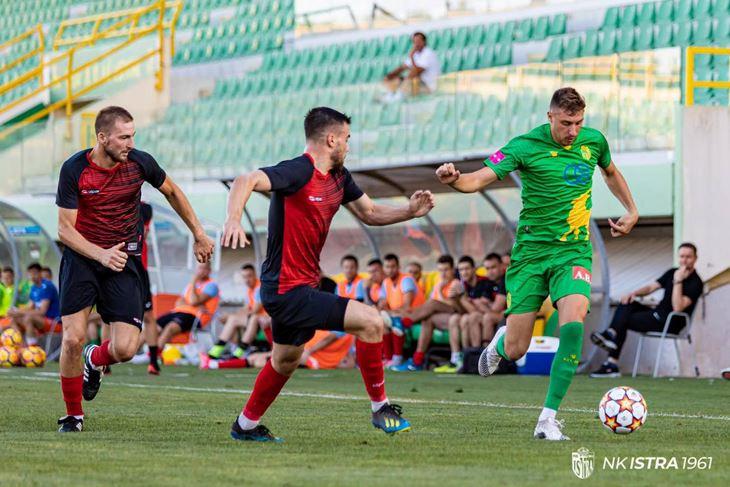 NA POVJERENJU SE ZAHVALIO POGOTKOM - Luka Marin (Foto: nkistra.com)