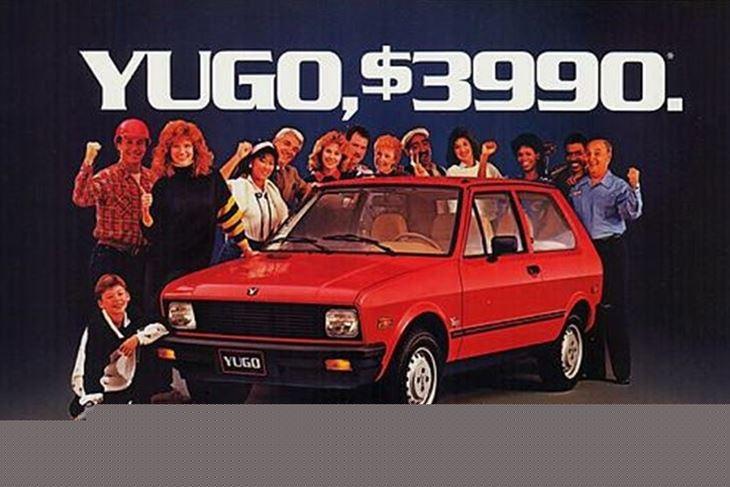Yugo (Foto: Autoportal)