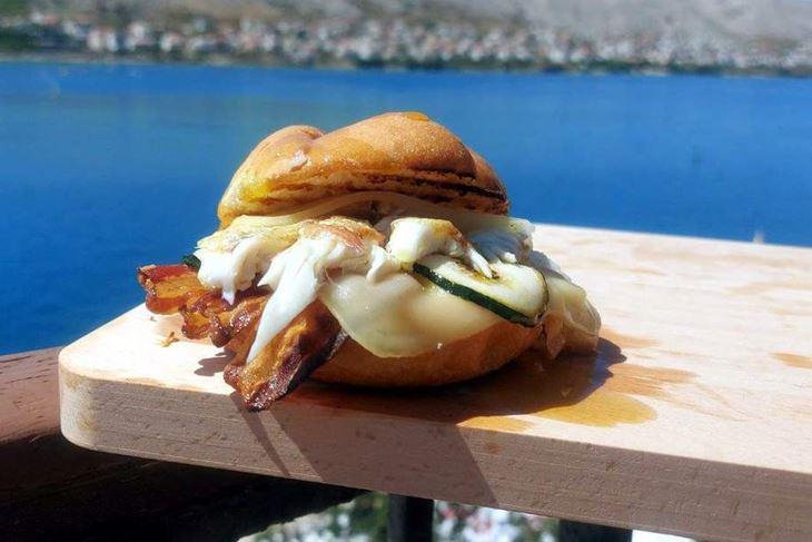 ŠKOLA KUHANJA BY THE OUTLAW CHEF: Grillani sendvič