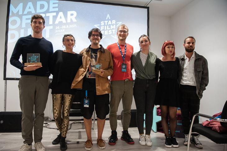 Festivalski pobjednici (Foto Star Film Fest)