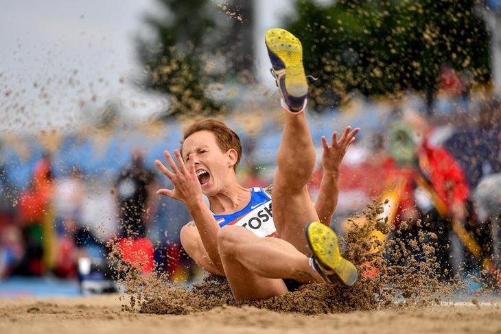 U borbu za medalju - Mikela Ristoski
