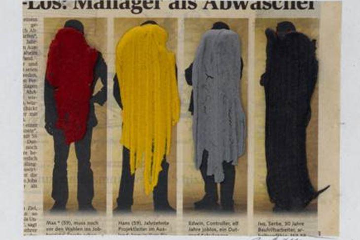 Zbirka Winfrieda Wuenscha, vlasnika Galerije aircube u Linzu, utemeljena je 1990-ih