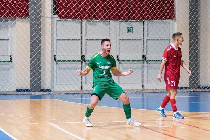 Najbolji igrač Druge lige ostaje u puli - Robert Grbić (Foto: Futsal Pula)