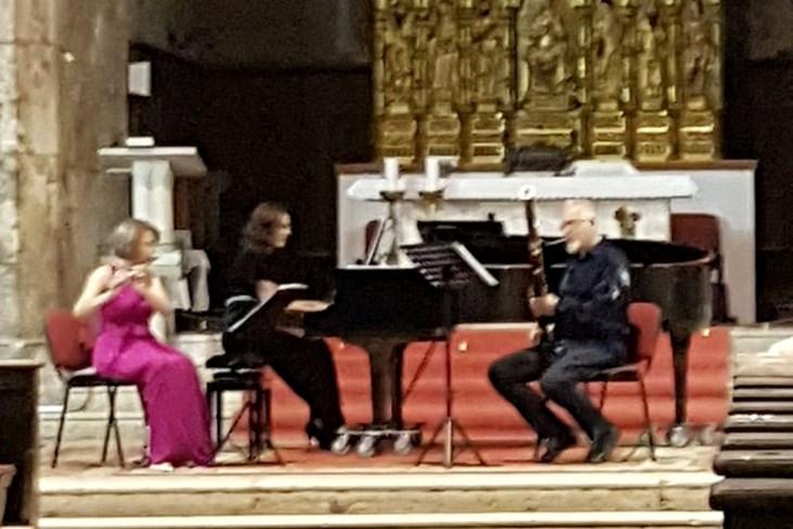 Trio Jongen - gosti 22. festivala komorne glazbe Pulski glazbenici Puli