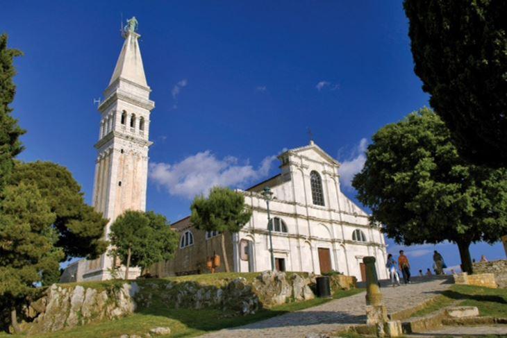 Crkva Svete Eufemije u Rovinju (Arhiva)