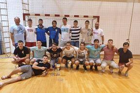fotografija ekipa Rk Buzet pobjednik turnira,B. BASxICxx