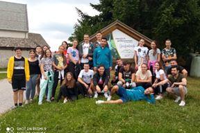 """Učenici TSŠ """"Dante Alighieri"""" kao dio međunarodnog projekta"""