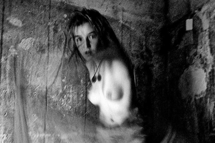 Jedna od izloženih fotografija Aleksandra Sasche Kuzmana