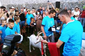 Festival sira u Savičenti (snimio Dejan Štifanić)