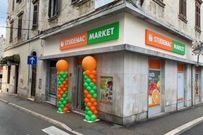 Trgovina Studenca u Zagrebačkoj ulici u Puli