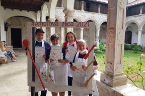 Natjecanje je održano u pulskom franjevačkom samostanu (Foto Centar za rehabilitaciju)
