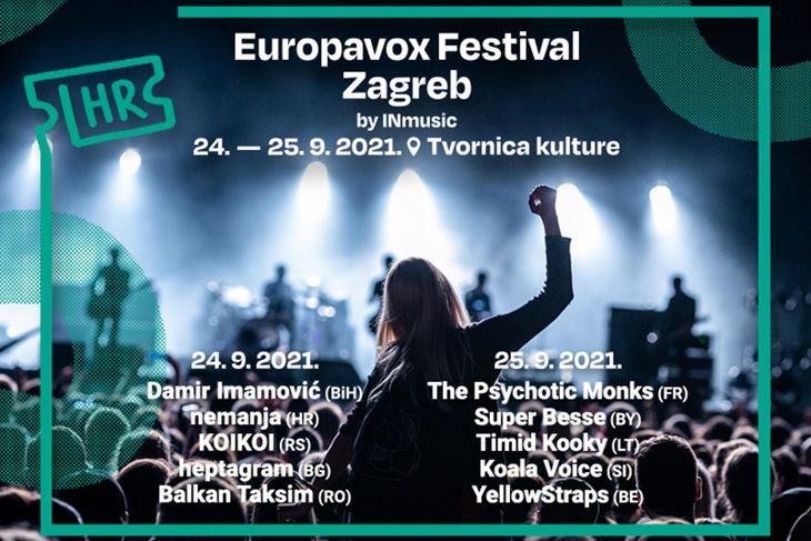 Europavox Festival Zagreb