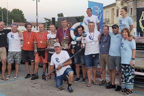 Sudionici Memorijalnog kupa Erik Radin u Novigradu