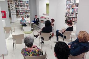 Književna večer u Buzetu (Snimio Mirjan Flego)